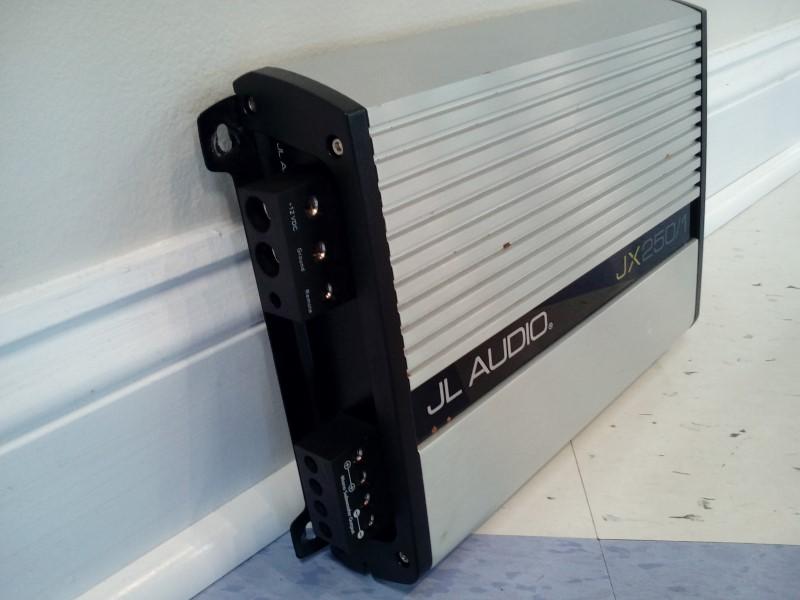 JL AUDIO JX250/1 CAR AMPLIFIER