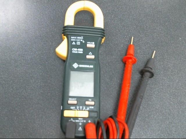 GREENLEE Multimeter CM-450