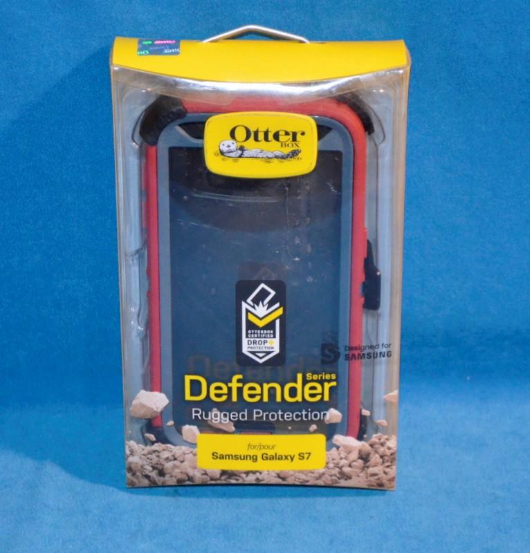 OTTERBOX Samsung Galaxy S7 Cell Phone Case DEFENDER SAMSUNG GALAXY S7