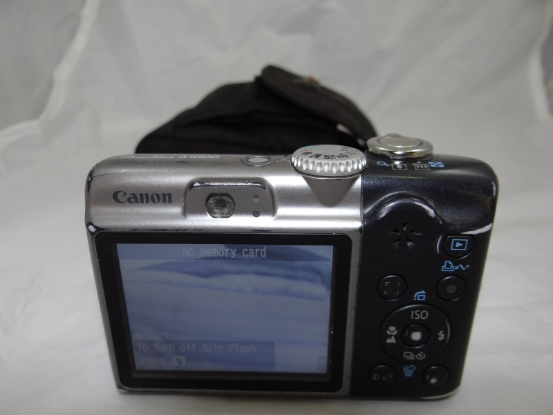 CANON Digital Camera POWERSHOT A1100 IS