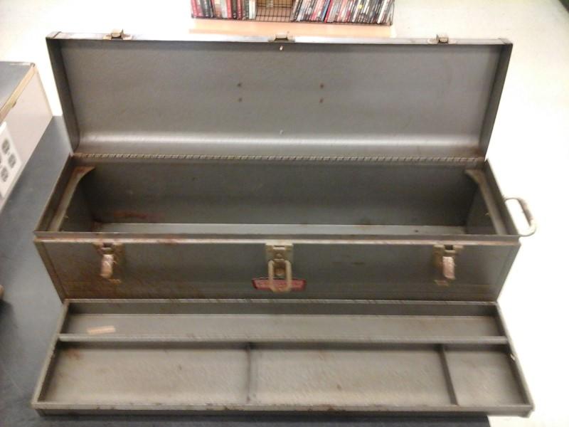 CRAFTSMAN Tool Box with Tools TOOL BOX