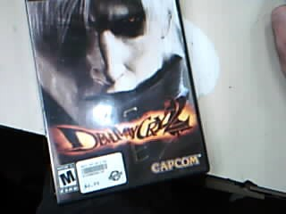 SONY Sony PlayStation 2 Game DEVIL MAY CRY 2