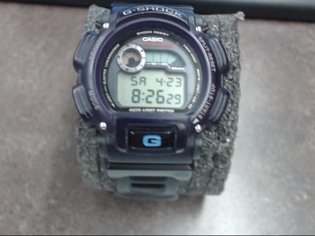 CASIO Gent's Wristwatch DW-9000 DW-9000