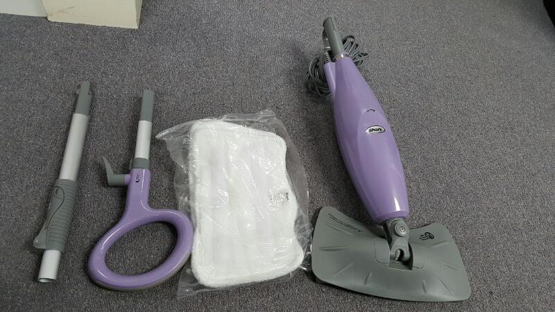 SHARK STEAM MOP S3251 LIGHT & EASY
