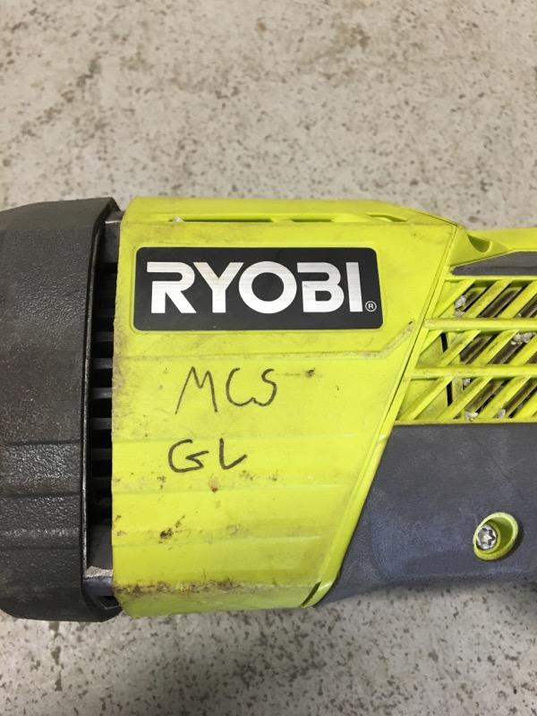 RYOBI Reciprocating Saw RJ185V