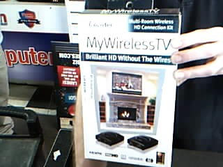 ACTIONTEC Digital Media Receiver MWTV200KIT-01 MYWIRELESSTV