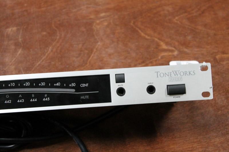Korg DTR-2 Chromatic Digital Rack Tuner
