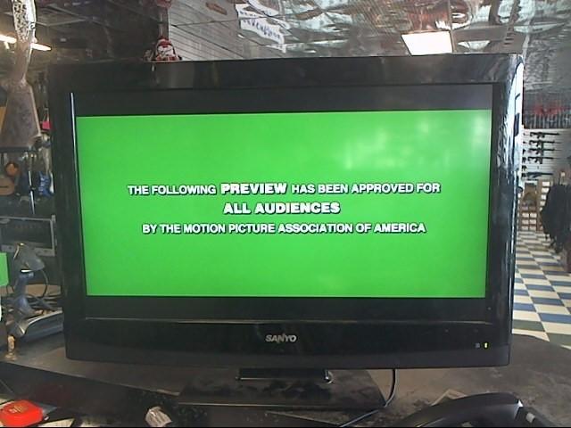 SANYO TV Combo DP32670