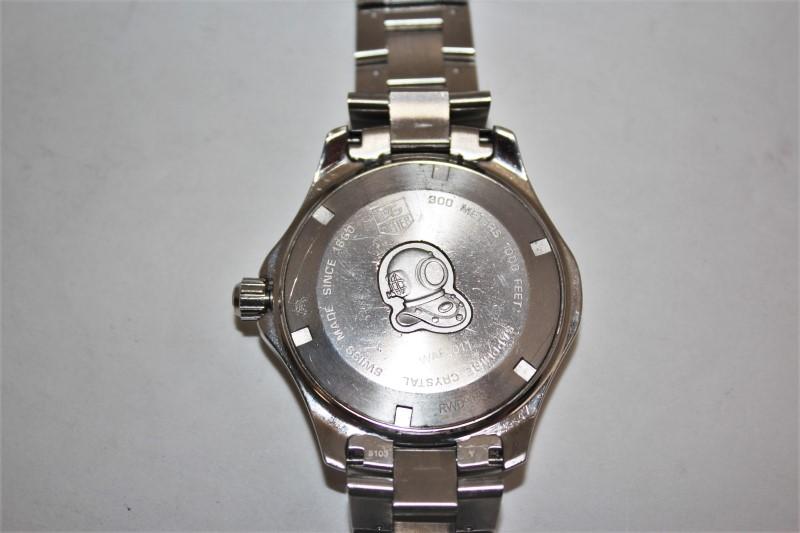 TAG HEUER Gent's Wristwatch WAF1011
