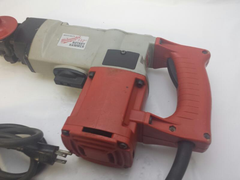"""Milwaukee 5347 1.5"""" Corded Electric Rotary Hammer Drill"""