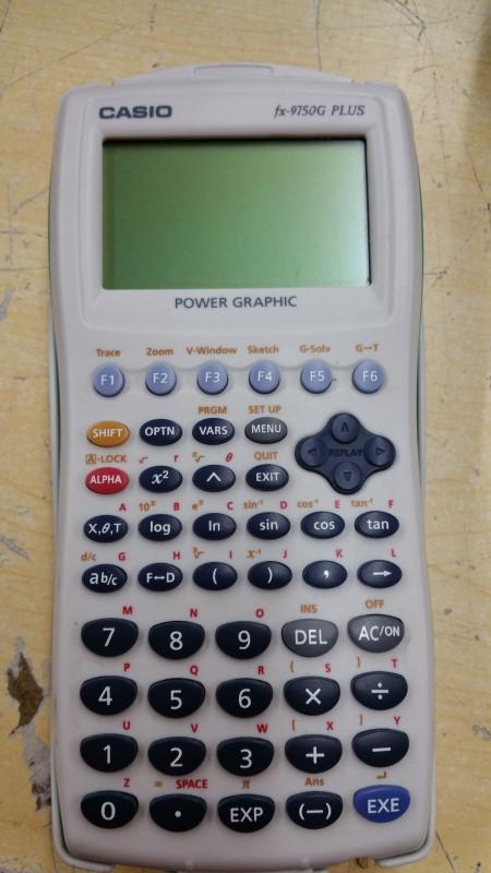 CASIO Calculator FX-950G PLUS