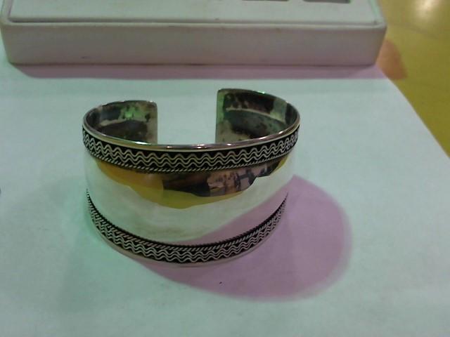 Silver Fashion Bracelet 925 Silver 25.7g
