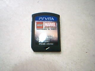 SONY Sony PlayStation 3 Game LEGO MARVEL SUPER HEROES
