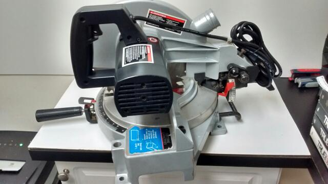 "DELTA TOOLS COMPOUND MITER SAW 10"" 36-075"