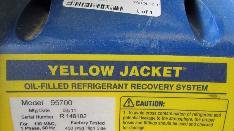 YELLOW JACKET Miscellaneous Tool 95700