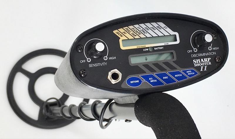 Bounty Hunter SS2 Sharpshooter II Metal Detector BUNDLE