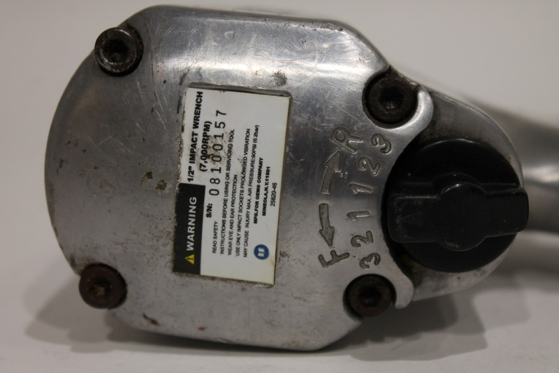 "OEM 1/2"" DRIVE PRO PNEUMATIC IMPACT WRENCH MODEL 25820 *Free S&H*"