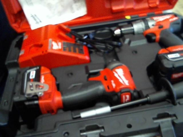 MILWAUKEE Combination Tool Set 2757-20