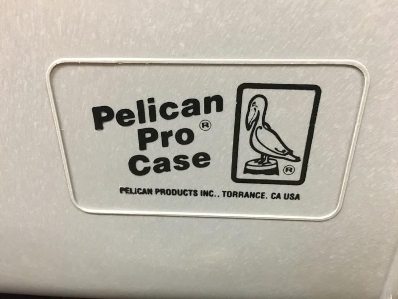 PELICAN PROCASE