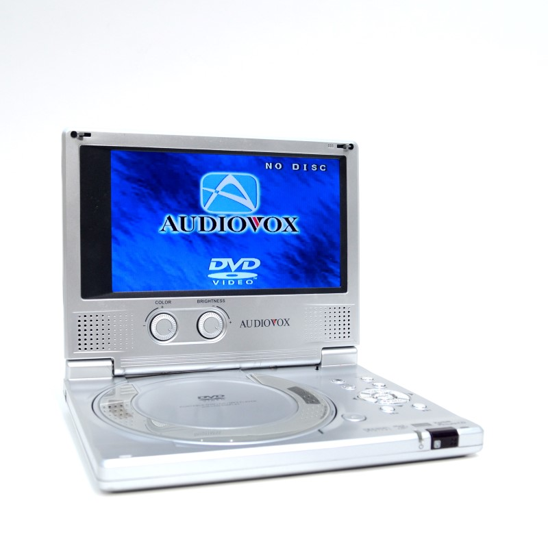 "Audiovox D1710 7"" Portable DVD Player *Free Shipping*"