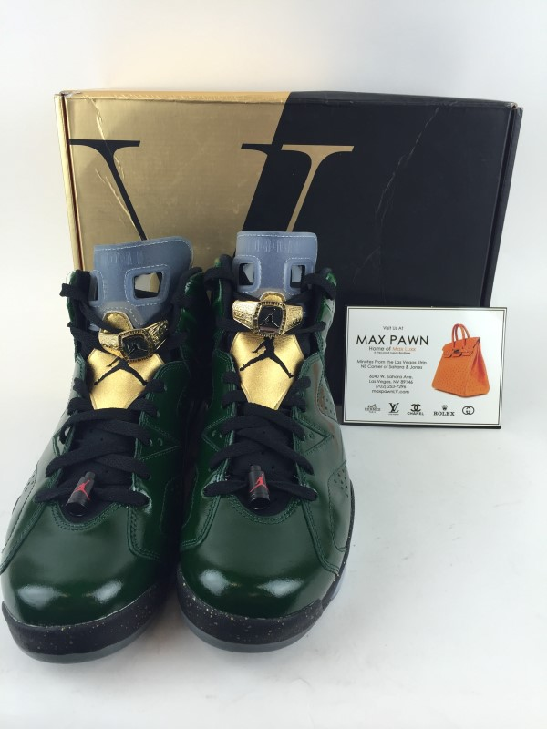 Air Jordan 6 Retro Champagne sz 9.5