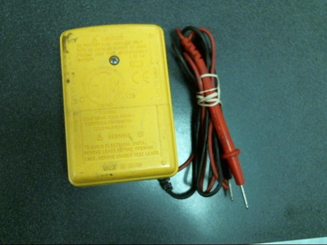SPERRY INSTRUMENTS Multimeter SP-5A