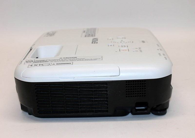 Epson LCD Projector Model H433A, 726 Lamp Hours 800x600 4:3 Ratio>