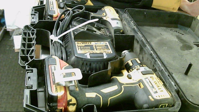 DEWALT Impact Wrench/Driver DCF886/DCD790
