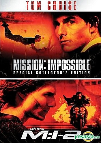 MISSION: IMPOSSIBLE SPECIAL COLLECTOR'S EDITION