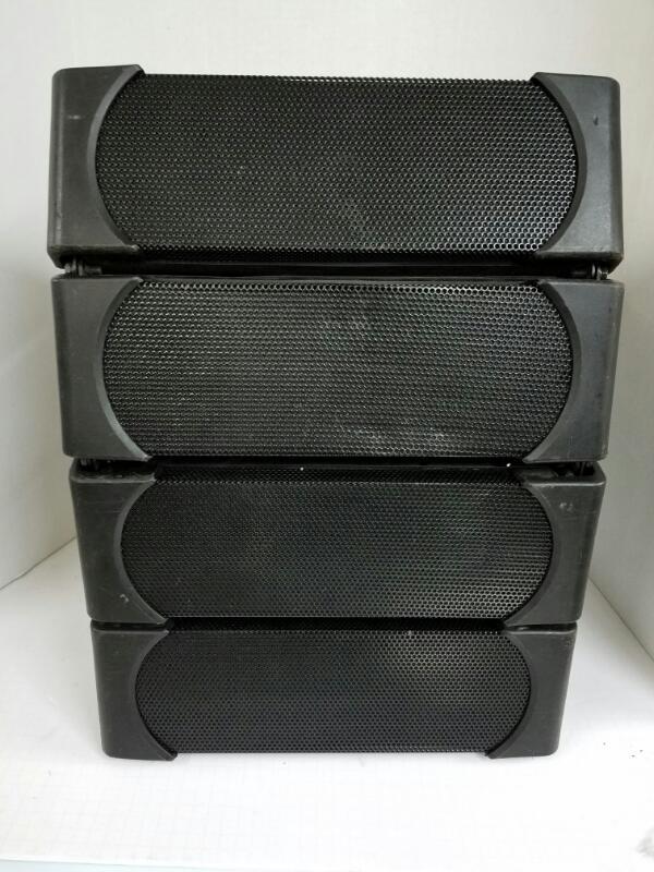 SOUND BARRER Speakers LA-46B
