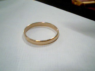 Gent's Gold Ring 10K Yellow Gold 2.1g Size:10.8
