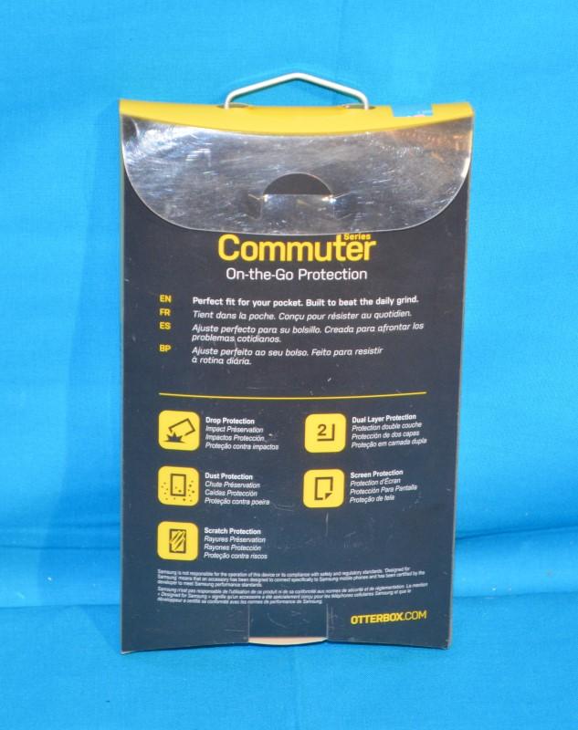 Otterbox 77-52995 Commuter Series Samsung Galaxy S7 Whetstone Way Case