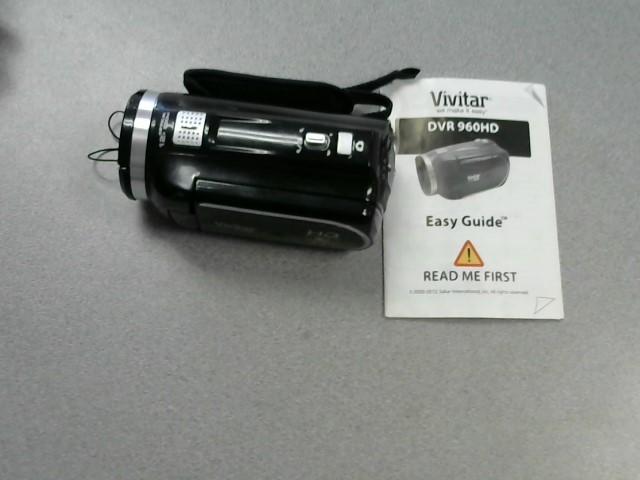 VIVITAR DVR 960HD