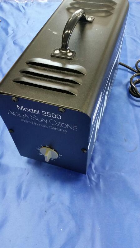 AQUA SUN OZONE Air Purifier & Humidifier KLEENAIR 2500