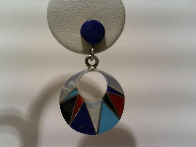 Silver Earrings 925 Silver 6.3g