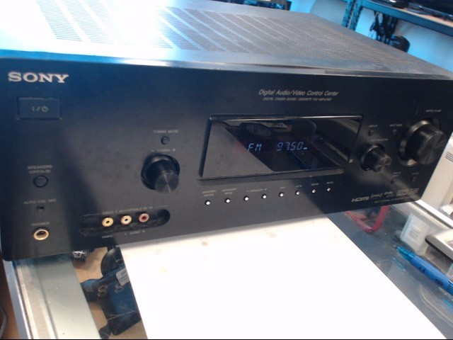 SONY Receiver STR-DG720