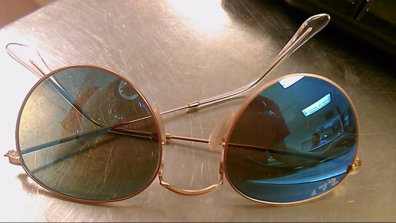 RAY-BAN SUNGLASSES RB3447 POLARIZED MADE IN ITALY