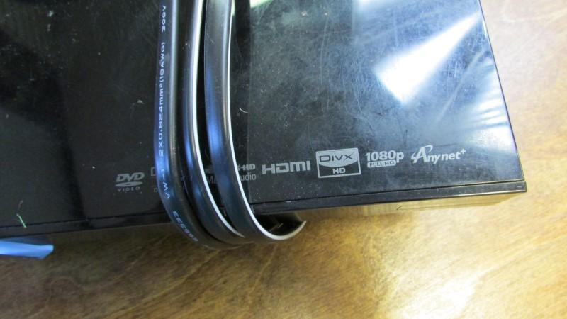 SAMSUNG Blu-Ray Player BD-C6500