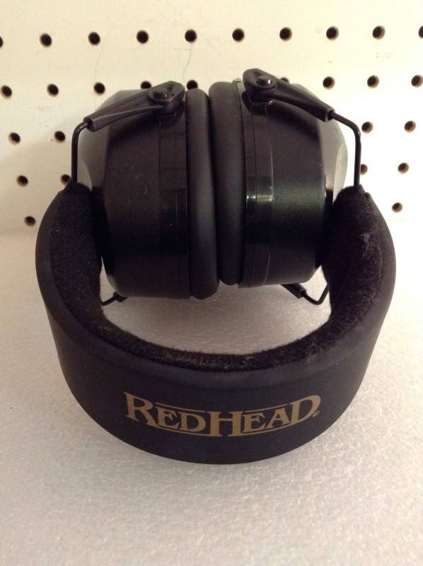 REDHEAD Vest/Armor EAR MUFFS