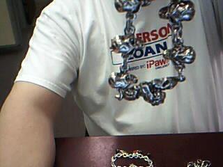 Silver Fashion Bracelet 925 Silver 48g