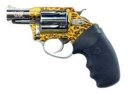CHARTER ARMS Revolver UNDERCOVER LEOPARD (53889)
