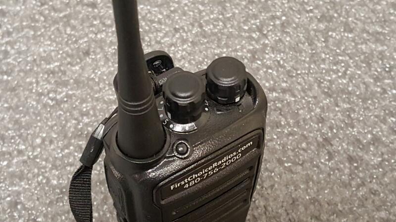 TitanRadio TR400U Two Way Radio