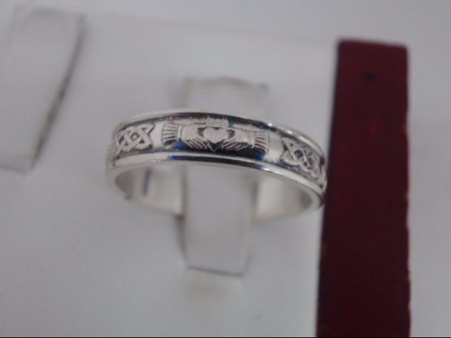Gent's Silver Ring 925 Silver 3g
