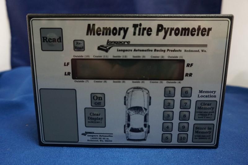 LONG ACRE MEMORY TIRE PYROMETER