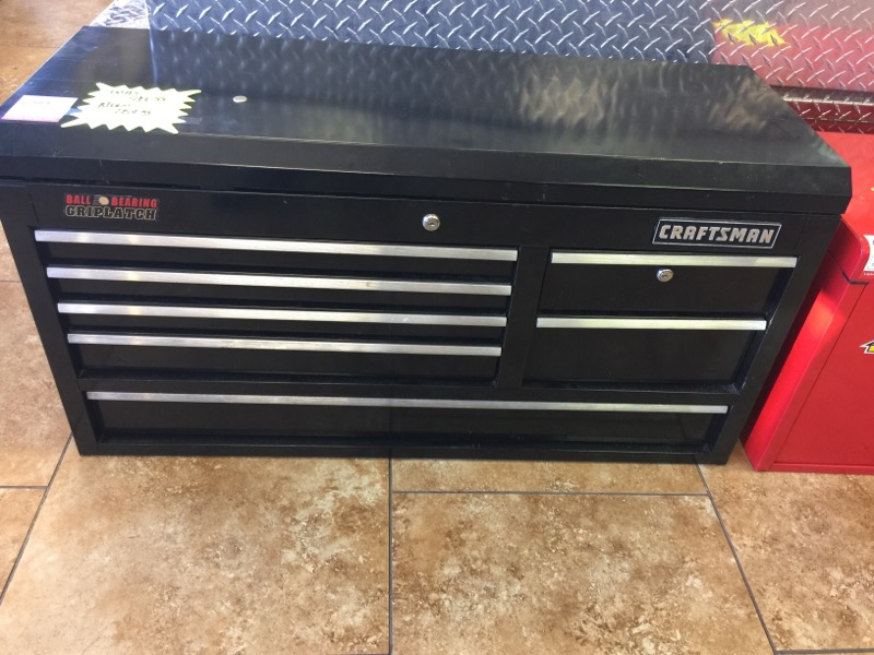 CRAFTSMAN Tool Box with Tools TOOLBOX GRIPLATCH 40.5""