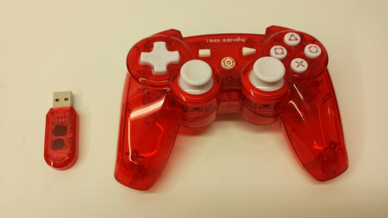 Rock Candy Wireless Controller PL-6432A