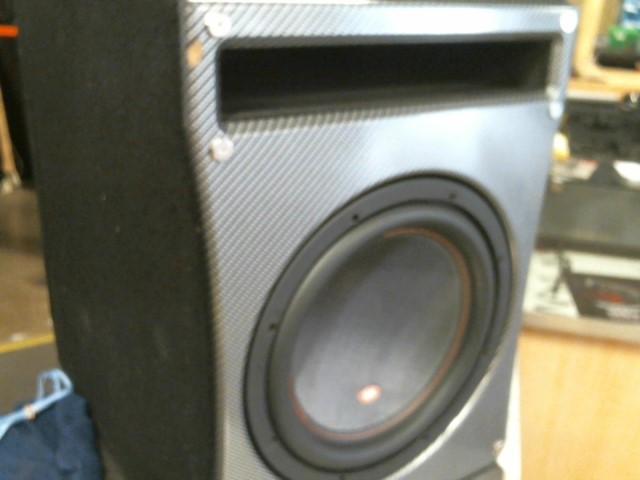 MEMPHIS AUDIO Car Speakers/Speaker System MOJO 12