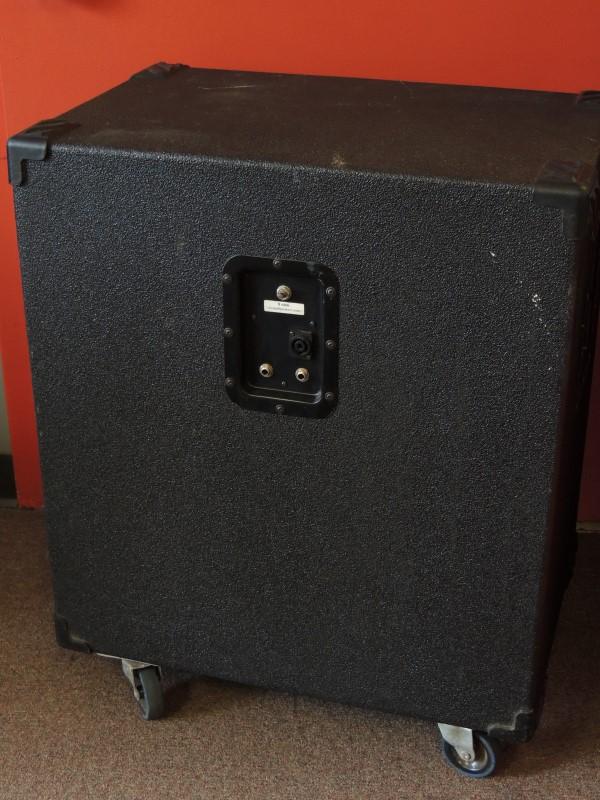 AVATAR SPEAKERS Bass Guitar Amp 410 BASS CABINET 4x10