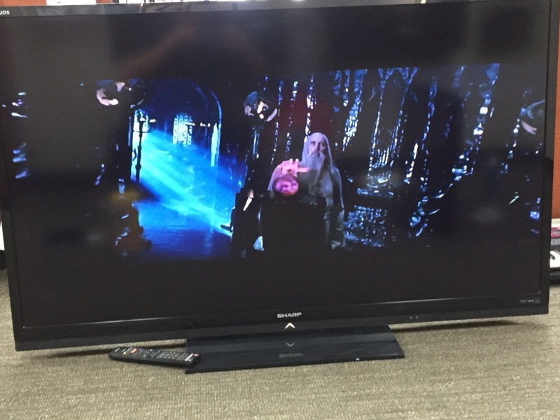 SHARP Flat Panel Television LC-60LE630U TV