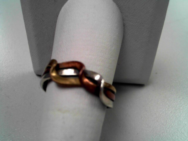 Lady's Ring Copper 4.1g